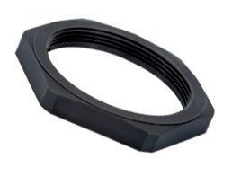 Sealcon M20 Locking Nut Black Nylon