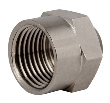 """Sealcon: AM-2012-6X-D2 ..316 Stainless Steel Reducer Approved For IECEXD  M20 X 1.5 To """" NPT Female"""