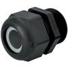 """Sealcon : CD36NR-BK..Strain Relief    Dome Top  1-1/2""""NPT  Black Nylon ..1.209.6401.71"""