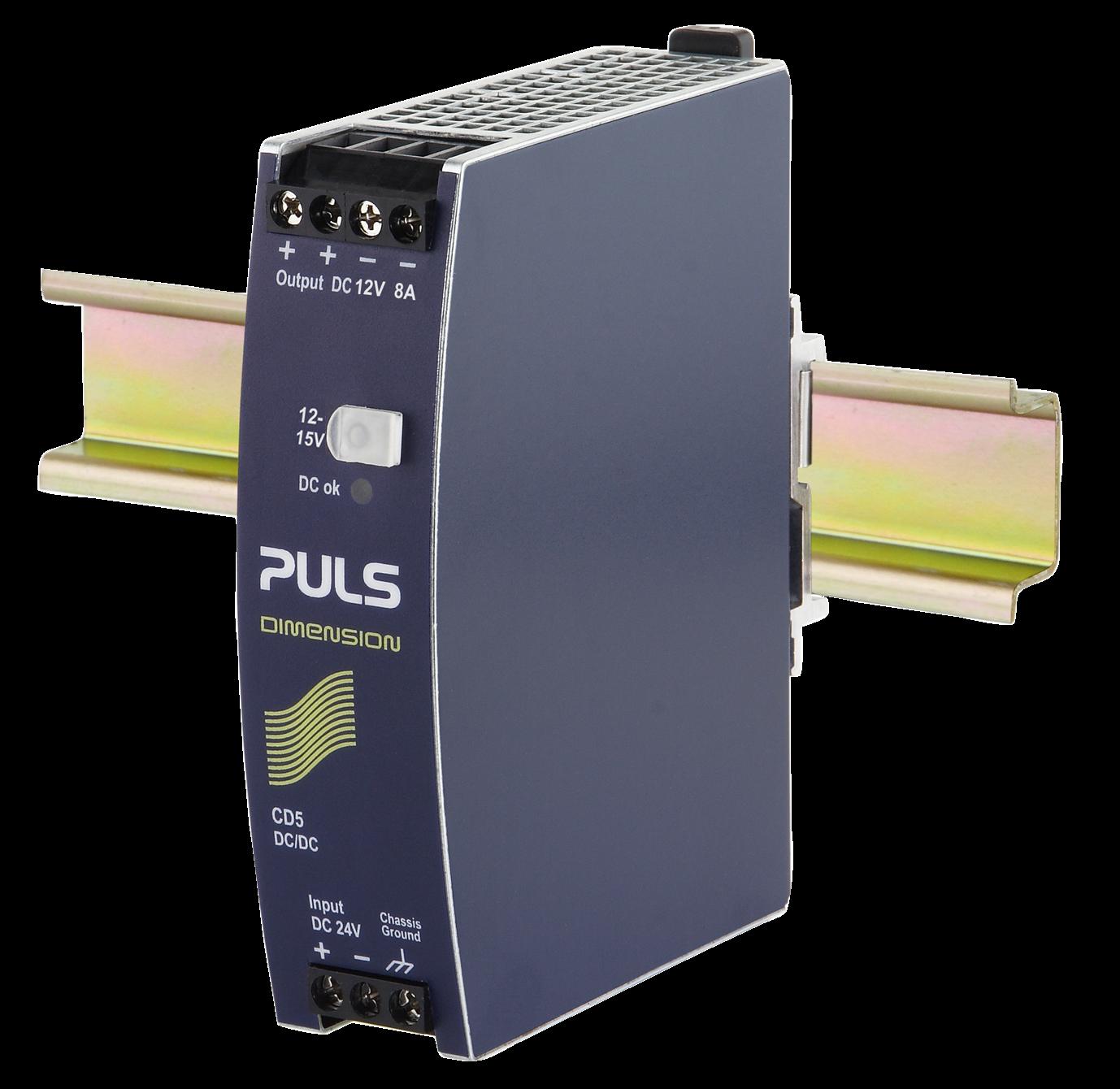 PULS  DC/DC Converter- 12V/8A