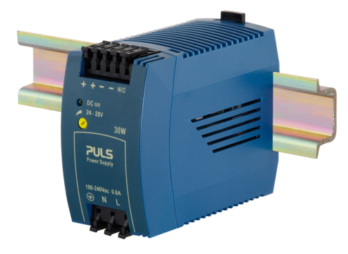 PULS  DIN- Rail Power Supply For 1-phase Systems- 24V/1.3A