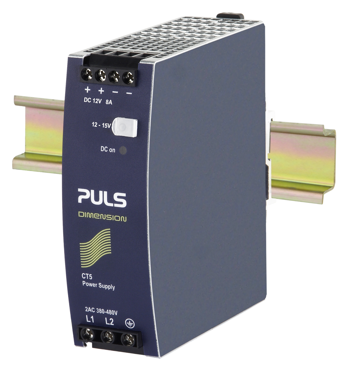 Puls Power Supplies  3-phase Systems 12V, 8A