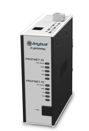 Anybus Gateway-PROFINET I/O Slave-AS-Interface Master