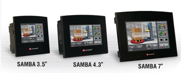 Unitronics SM43-J-R20, Colortouch Screen