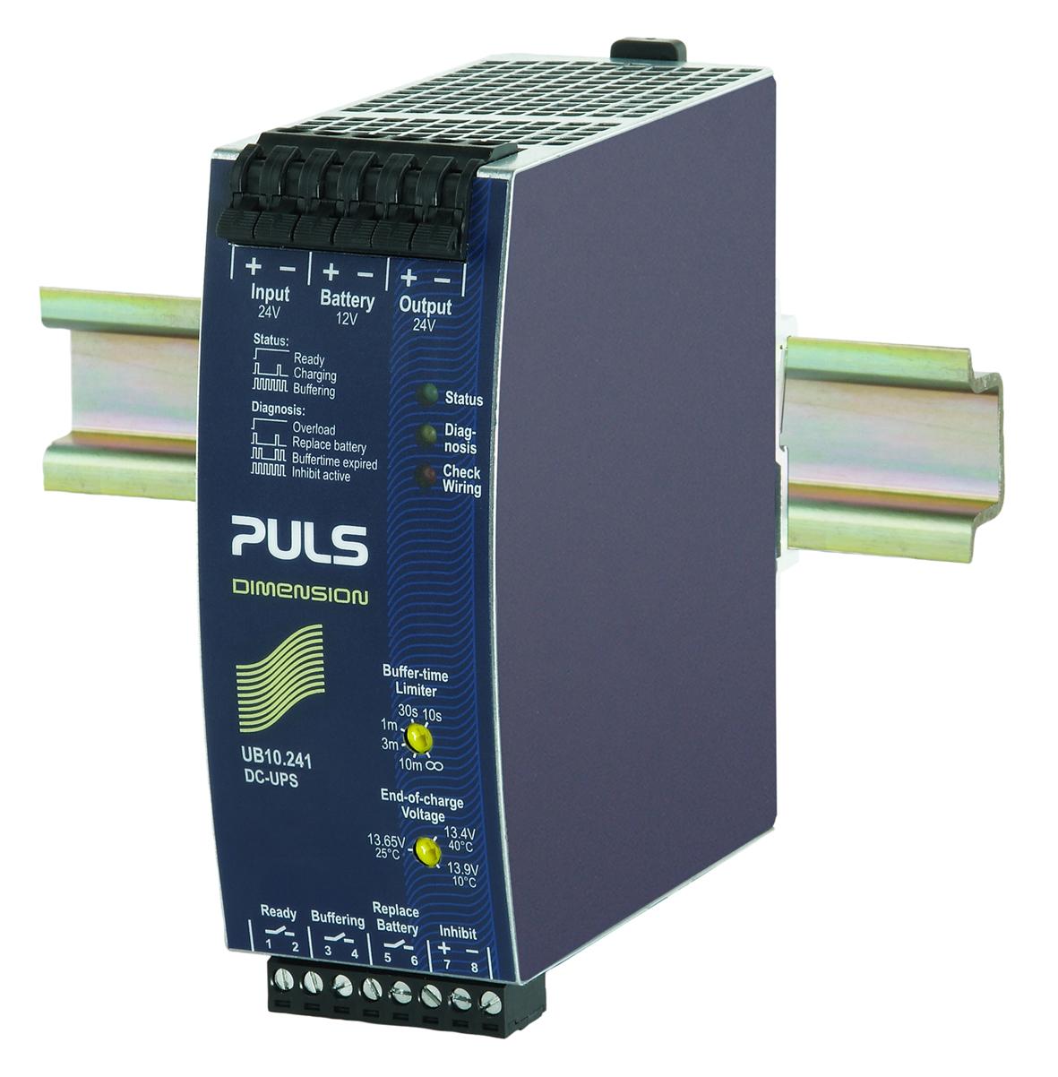 PULS  DC-UPS Control Unit- 24V/10A