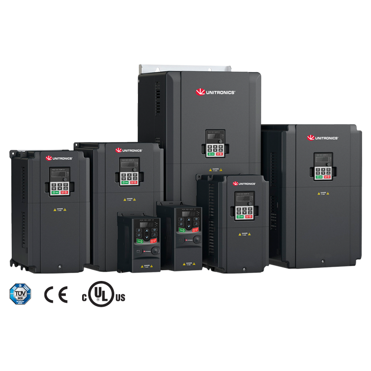 VFD 460V, 3 Phase, 5.5KW, 7.5HP