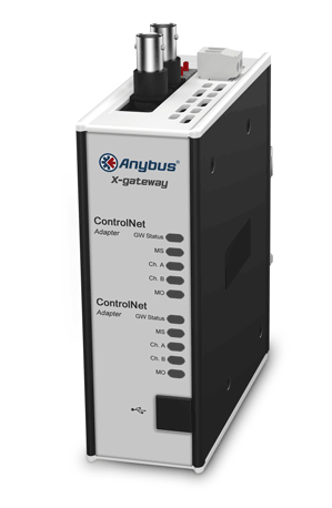 Anybus Gateway-ControlNet Adapter/Slave-INTERBUS Slave