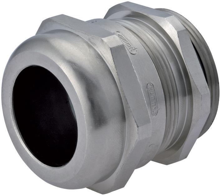 """Sealcon : CF21N9-BR, (CF21NA-BR+1.089.2108.19).. Strain Relief W/ Multi Hole Insert, Flex Fitting, NPT Thread , 3/4"""" NPT Thread, Nickel Plated Brass"""