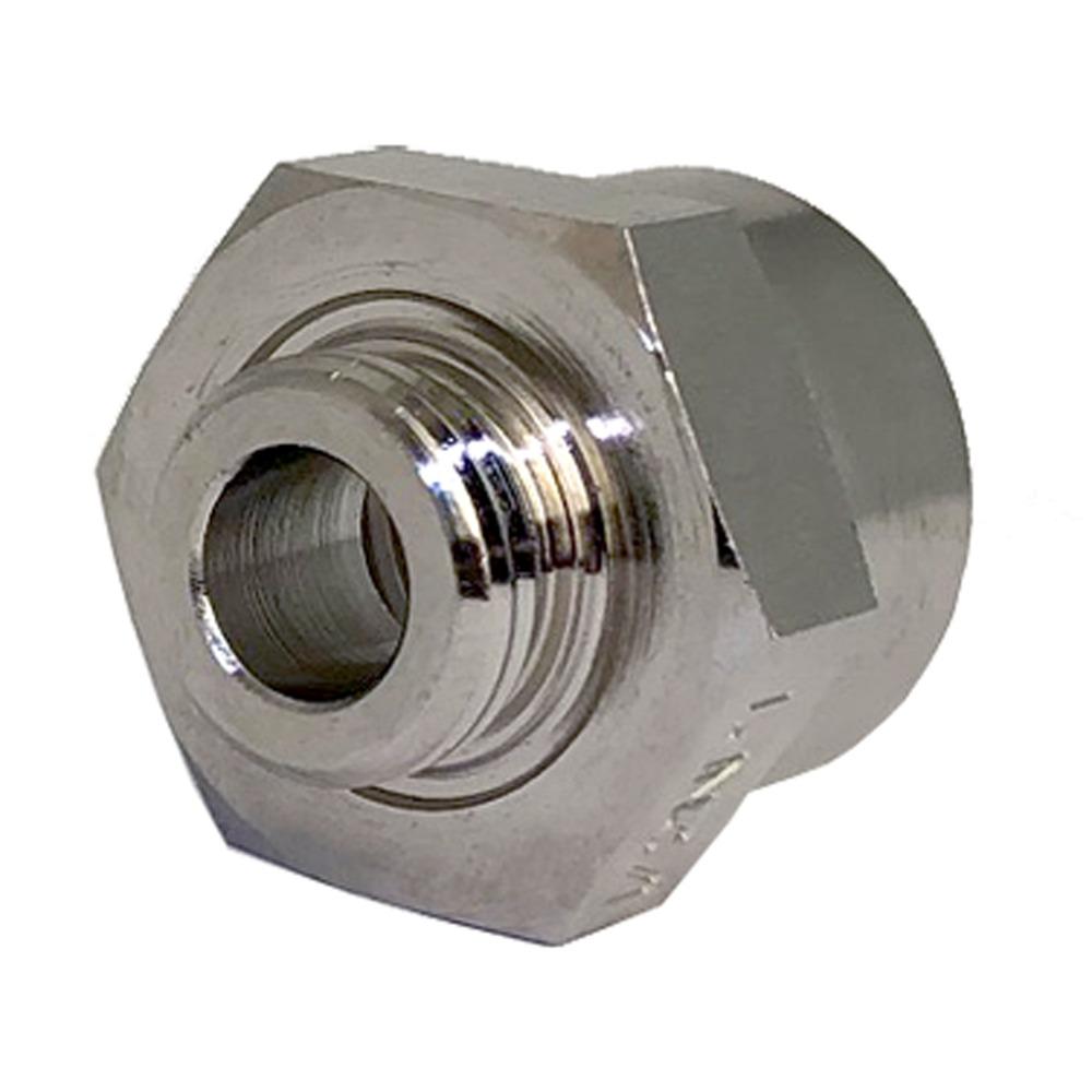"Sealcon: AG-0912-AL..hread Adapters: Aluminum..Male PG 9 Thread To Female 1/2"" NPT"