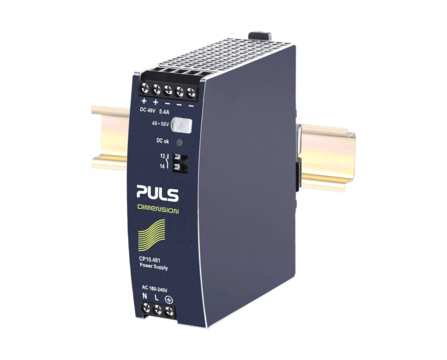 PULS DIN-Rail Power Supply For 1-phase Systems-48V/5.4A