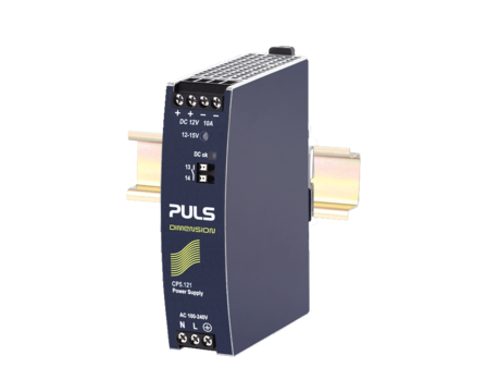 PULS DIN-Rail Power Supply For 1-phase Systems-12V/10A
