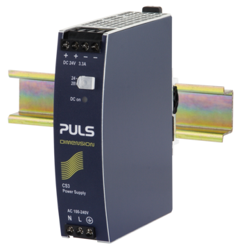 PULS DIN-Rail Power Supply For 1-phase Systems-24V/3.3A