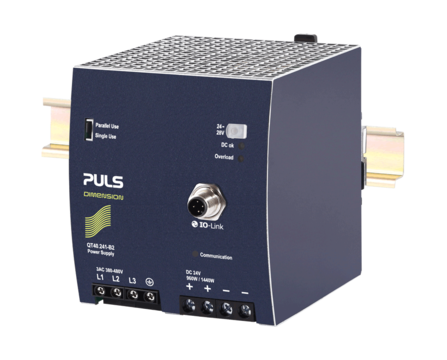 PULS DIN-Rail Power Supply For 3-phase Systems-24V/40A